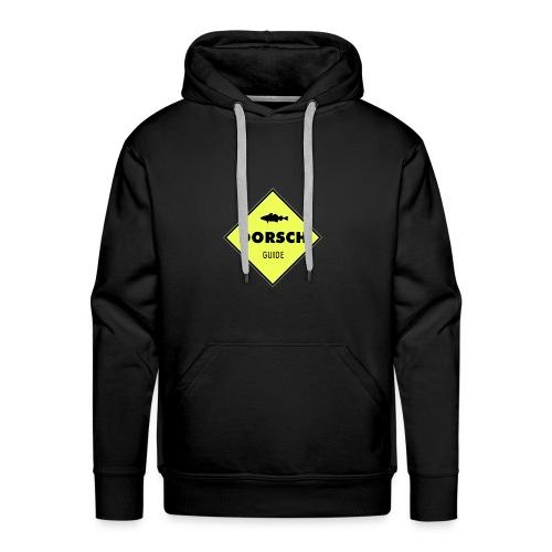 Logo Dorschguide - Männer Premium Hoodie