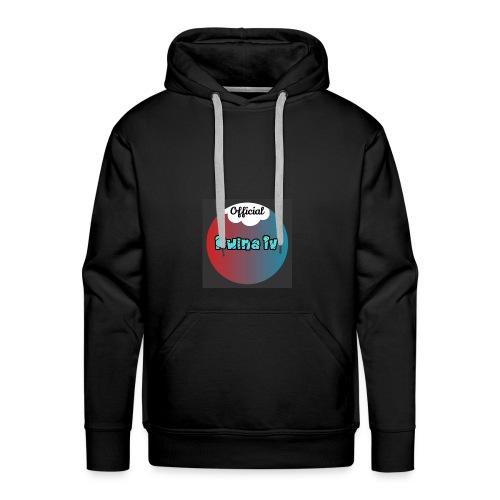 First Rwina TV clothes - Mannen Premium hoodie