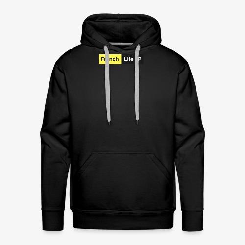 image officielle du serv - Sweat-shirt à capuche Premium pour hommes