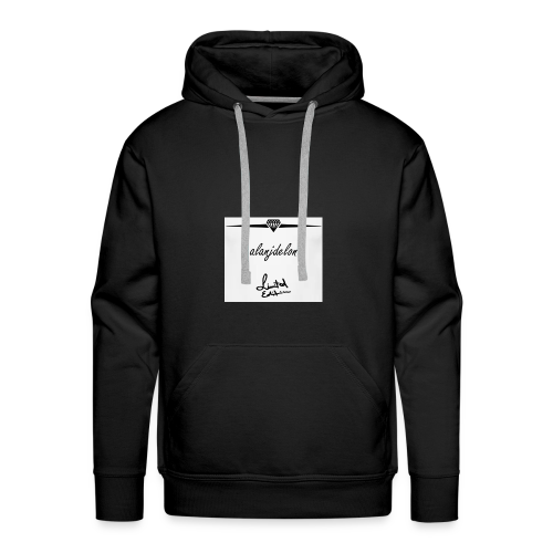 Alanjdelon - Männer Premium Hoodie