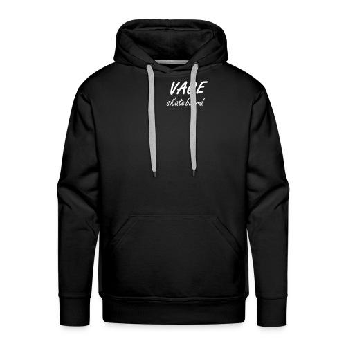 vaqe skate - Sweat-shirt à capuche Premium pour hommes