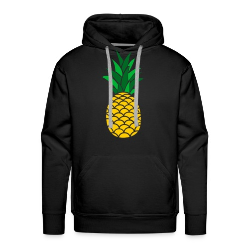 Colored Pineapple Clothing Collection - Men's Premium Hoodie