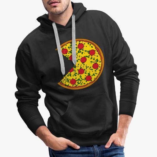 You complete me - Pizza piece (Part 1) - Männer Premium Hoodie