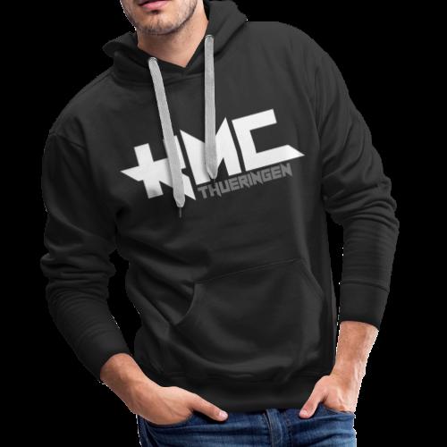 KMC Thueringen Pullover 2K18 Grau - Männer Premium Hoodie