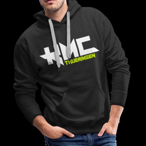 KMC Thueringen Pullover 2K18 Gelb - Männer Premium Hoodie