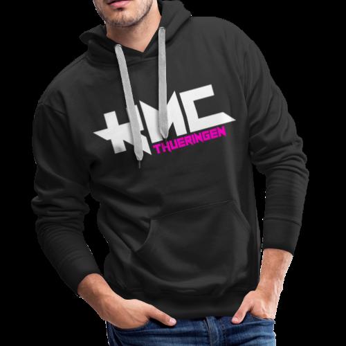 KMC Thueringen Pullover 2K18 Pink - Männer Premium Hoodie