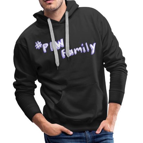 #PIW Family Fan Collection - Männer Premium Hoodie