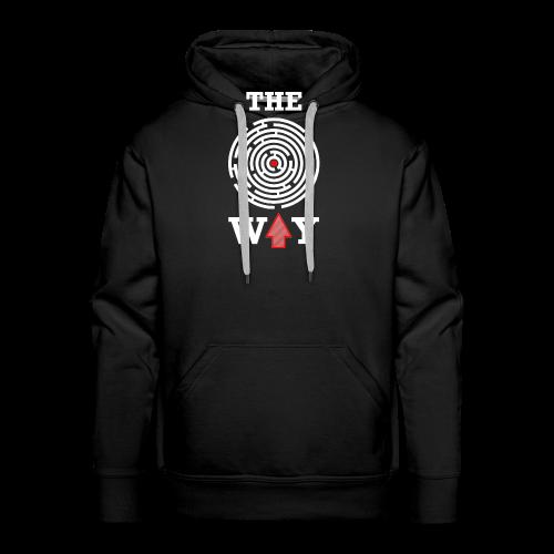 The Way - Männer Premium Hoodie