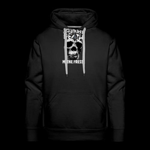 SQUIRREL DEATH - 'MEINE FRESSE' - Männer Premium Hoodie