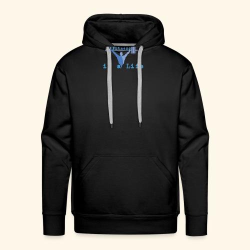 Training Kleidung - Männer Premium Hoodie