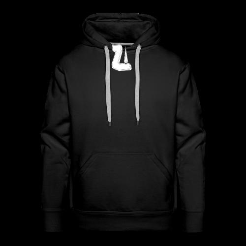 URTASTYLE - Sudadera con capucha premium para hombre