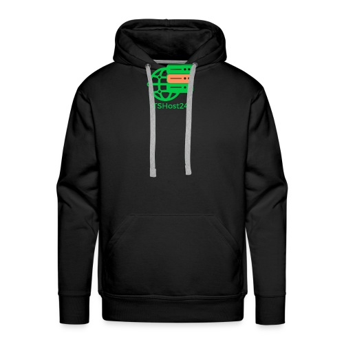 TSHost24 - Männer Premium Hoodie