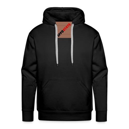 SPPDSTATS - Herre Premium hættetrøje