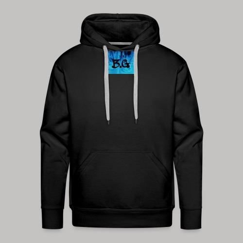bluegost24 - Men's Premium Hoodie