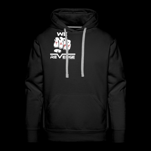 Darkness on Demand - We Take Revenge - Männer Premium Hoodie