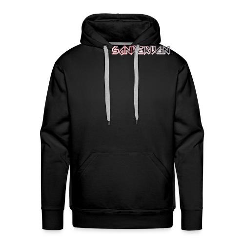 logoshirts - Mannen Premium hoodie