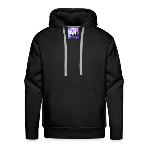 AN logo - Men's Premium Hoodie