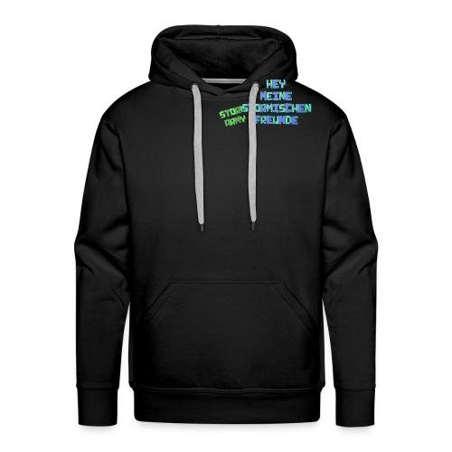 Stormischer Merchandise - Männer Premium Hoodie