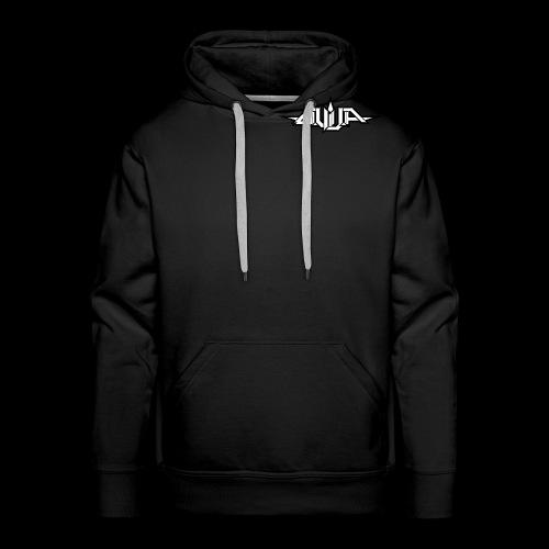 Ouija typo - Sweat-shirt à capuche Premium pour hommes