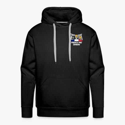 EvoTeam French Pro Gamers - Sweat-shirt à capuche Premium pour hommes