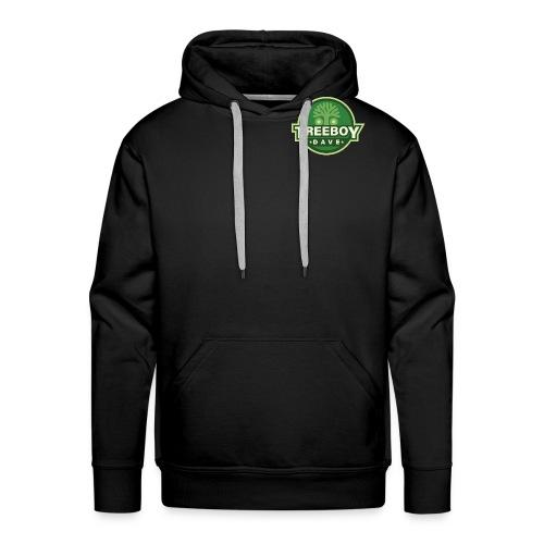 Treeboydave Logo - Men's Premium Hoodie