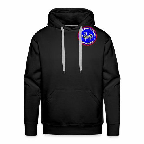 Karaté Littoral Ghyvelde - Sweat-shirt à capuche Premium pour hommes
