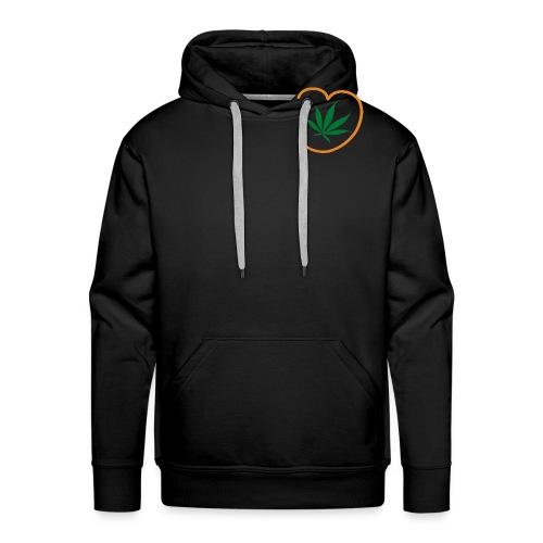 Hempathy logo - Männer Premium Hoodie