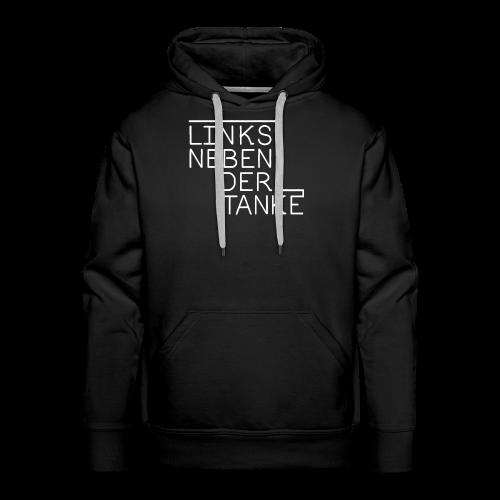 LNDT whiteserie 1 - Männer Premium Hoodie