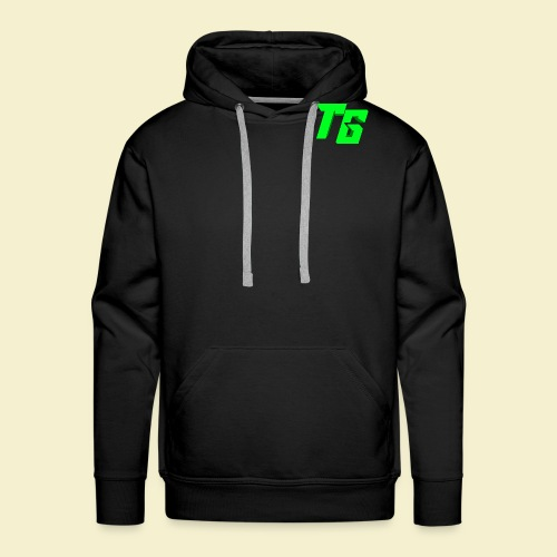 TristanGames logo merchandise - Mannen Premium hoodie