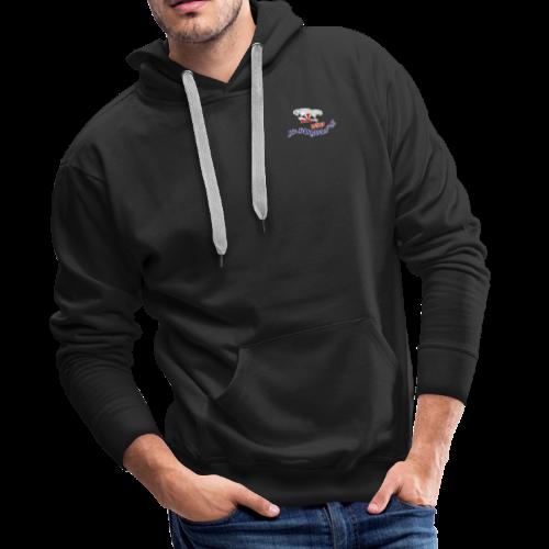 BCV73 Logo SHOP Kontur komplett - Männer Premium Hoodie
