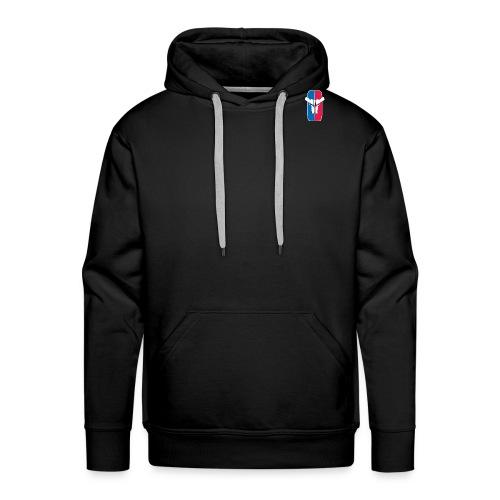 NBA_pistolas - Sudadera con capucha premium para hombre