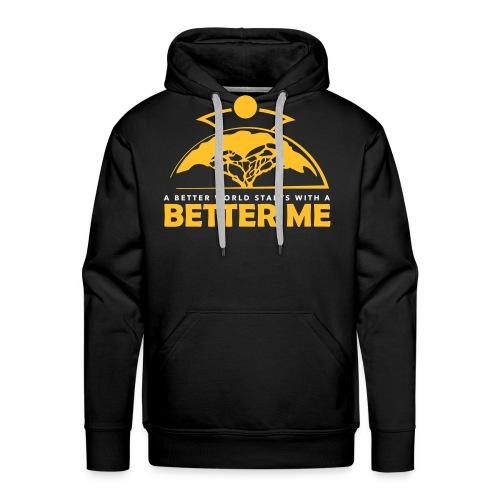 Better Me - Men's Premium Hoodie