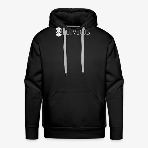 Eluvious | With Text - Men's Premium Hoodie