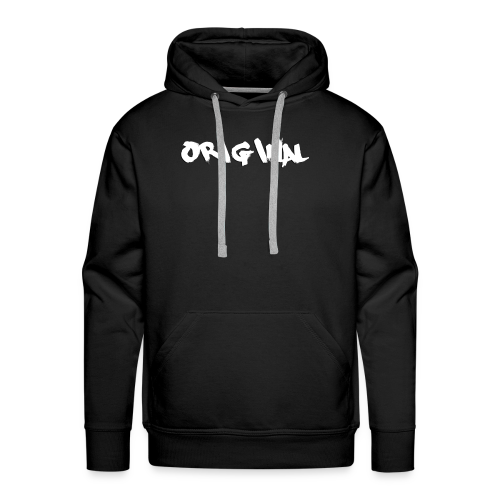Original (White Version) - Miesten premium-huppari