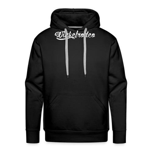Winkelrodeo Schriftzug - Männer Premium Hoodie