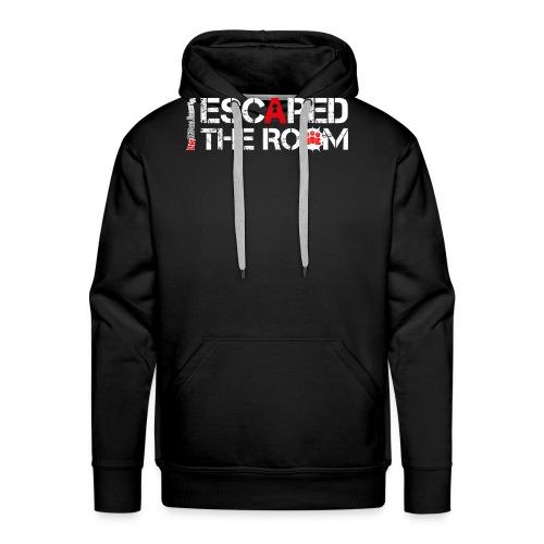 Escaped the room - Männer Premium Hoodie