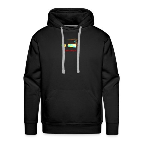 maerch print ambulance - Men's Premium Hoodie