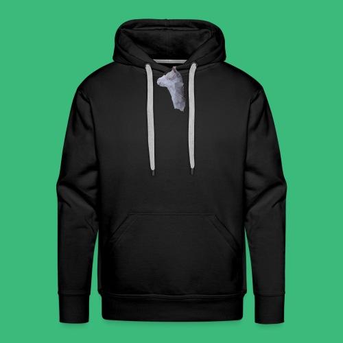 Lama KristalArt / alle kleuren - Mannen Premium hoodie