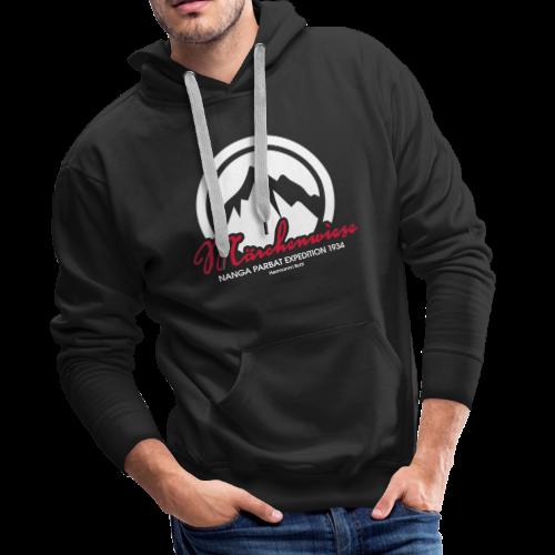 Märchenwiese - Männer Premium Hoodie