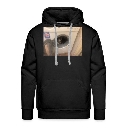 image0 - Mannen Premium hoodie