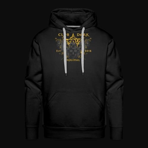Club Dark Original - Herre Premium hættetrøje