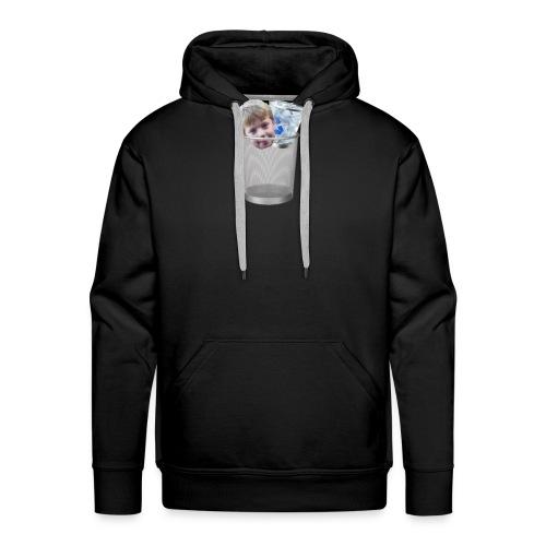 Verwijder je recycle bin met Sjoerd - Mannen Premium hoodie