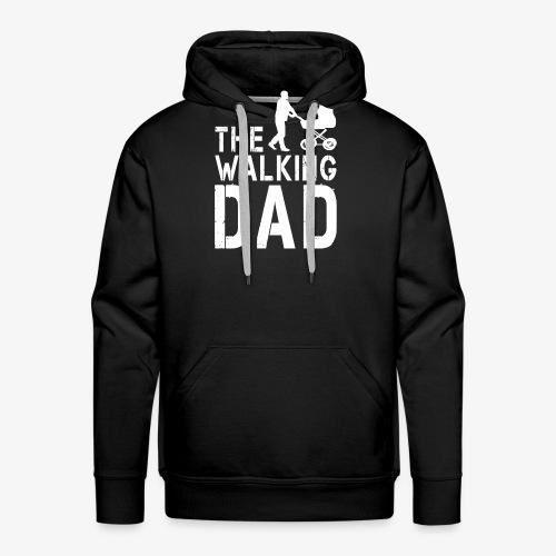 The Walking Dad V2 - Männer Premium Hoodie