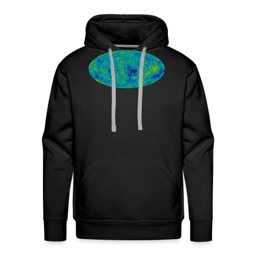 Cosmic Microwave Background - Männer Premium Hoodie