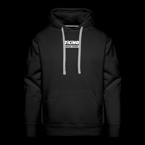 TicinoMozzCrew - Männer Premium Hoodie