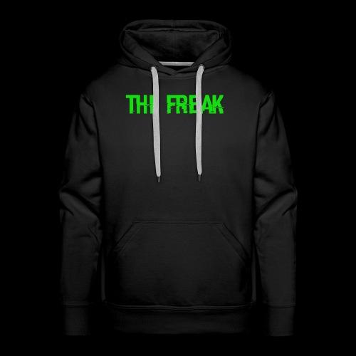 The Freak - Herre Premium hættetrøje