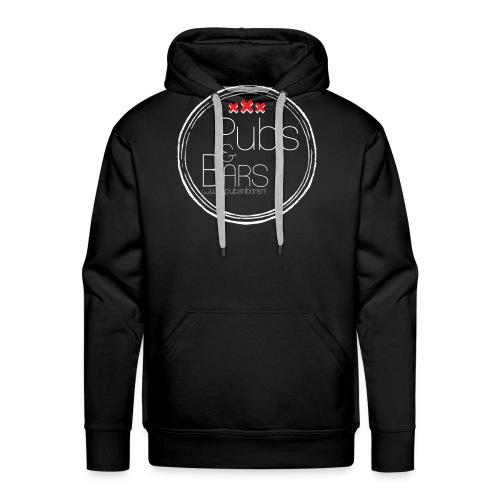 PubsnBars Merchandise - Mannen Premium hoodie