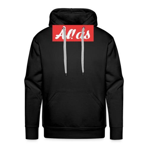 Al!as - Herre Premium hættetrøje