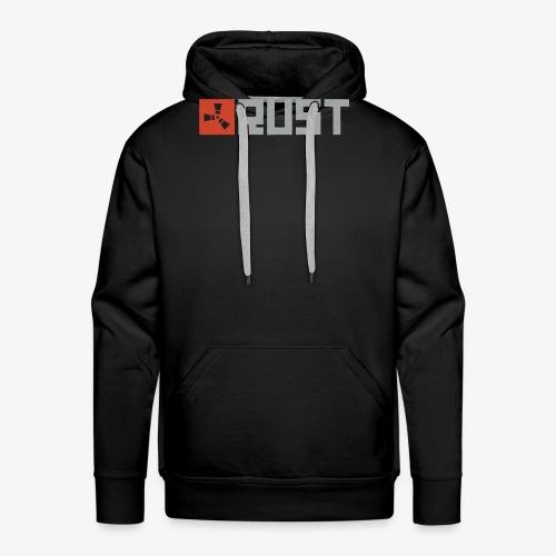 Rust - Men's Premium Hoodie