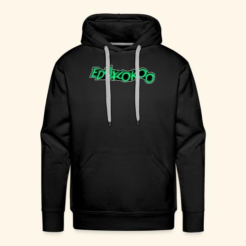 eduxlokoo ñe - Sudadera con capucha premium para hombre